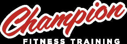 Champion Fitness Training
